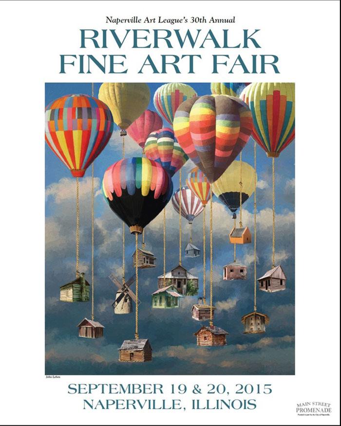 Naperville Art Fair 2015